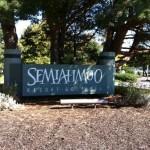 semiahmoo sign